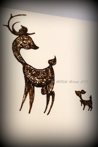 Bambi. Follow me.