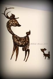Bambi, follow me.