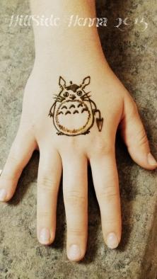 Totoro from My Neighbor Totoro.