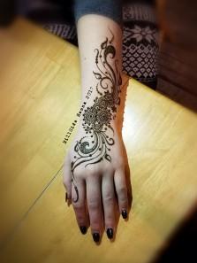 Marissa hand